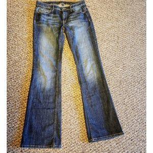 USED! Banana Republic Flare Leg Jeans